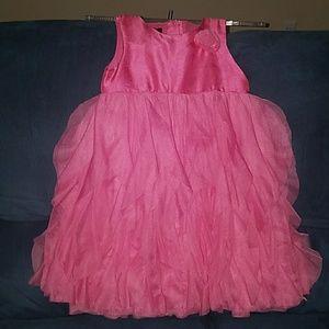 Other - Pink toddler girls formal dress
